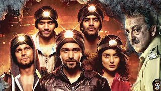 Emraan Hashmi \u0026 Sanjay Dutt's Latest Action Hindi Full Movie   Kangana Ranaut, Randeep Hooda