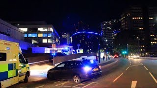 Police respond to urgent assistance call at London Hospital
