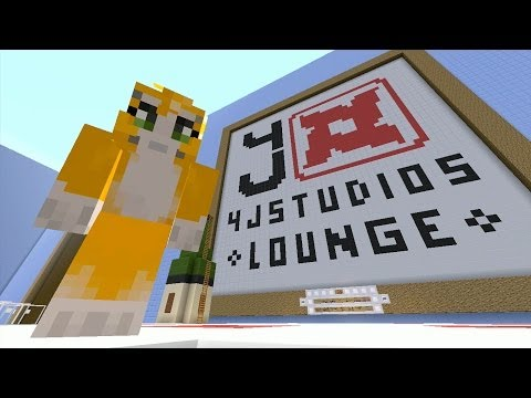 Minecraft Xbox - 4J Studios Lounge - Hunger Games