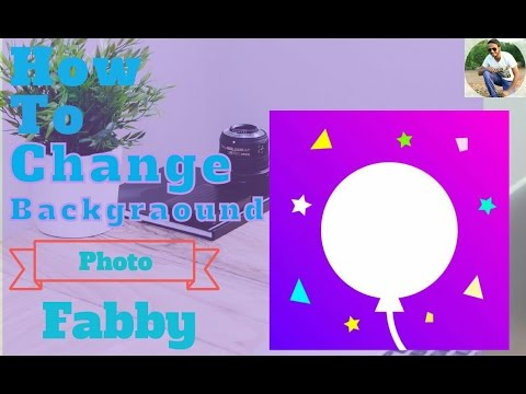 How to Change Photo Background | Use Fabby App