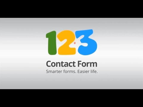 123FormBuilder - About (Outdated video)