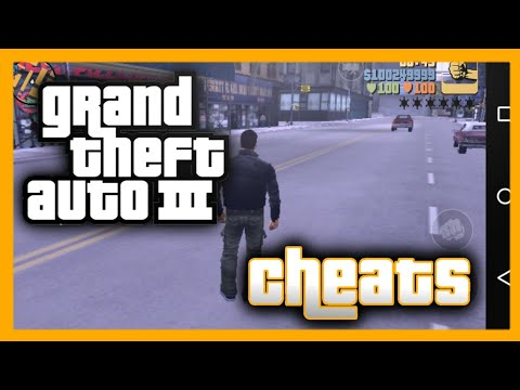 How To Apply Cheats On GTA 3 Android (2018)