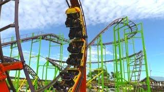 Looping Star off-ride HD Keansburg Amusement Park