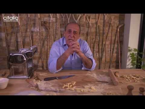 Learn How to Make Fresh Homemade Pasta with Gennaro Contaldo | Citalia