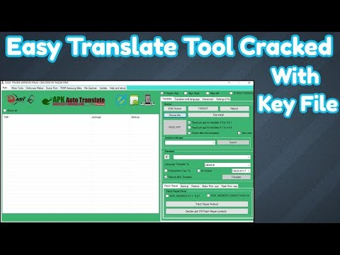 Easy Firmware Translate Tool No KeyGen Required With Key File