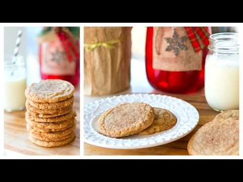 BEST SNICKERDOODLES COOKIE RECIPE - Baking and Desserts