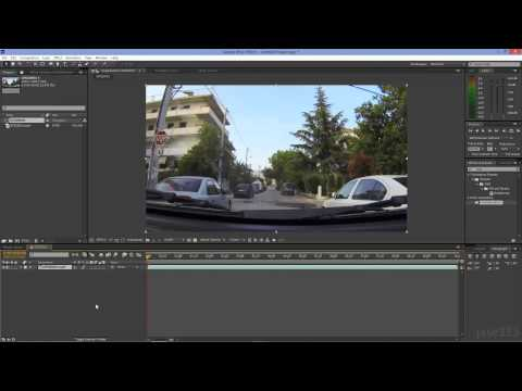 After Effects Tutorial: Fast Forward & Slow Motion Effect