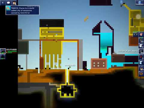 How to put and remove invisible blocks in blockheads
