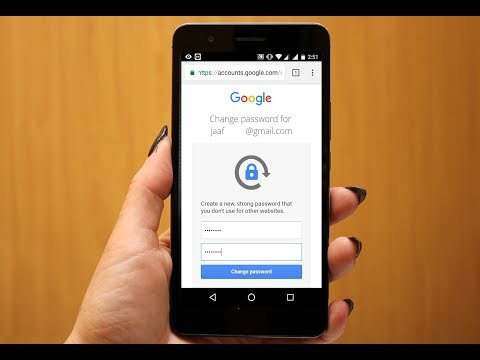 How to Change/Recover Forgotten Gmail Password in Android Phone (100% Works) No Email Or Number