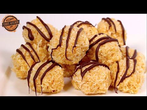 No Bake Salted Caramel Macaroons recipe - How to make DIY