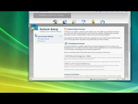 ondemandIT Hosted Exchange How to setup Outlook 2003 or Outlook 2007