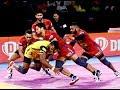 Pro Kabaddi 2019 Highlights Dabang Delhi Vs Telugu Titans