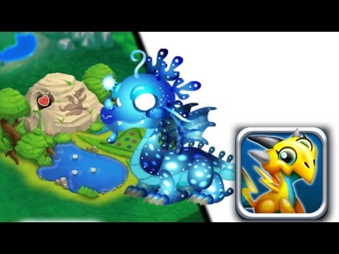 How to breed Plankton Dragon 100% Real! Dragon City Mobile!