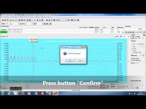 ECM Titanium - Tuning ecu file (remapping)