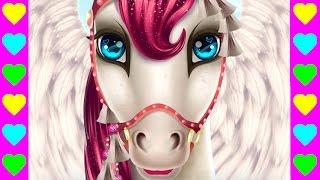 Download Как принцесса за лошадкой ухаживала! Детский мультфильм про животных. Интересный детский мультик. Video