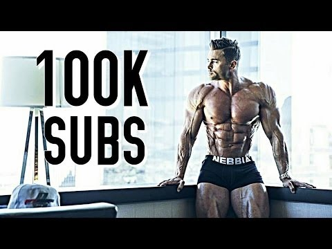 GYM NATION 🏆 100K SUBSCRIBERS | Aesthetic Fitness Motivation