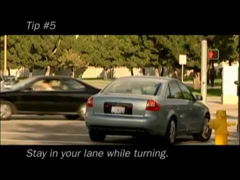 Driver's Test & DMV Test Tips - Road Test Tips