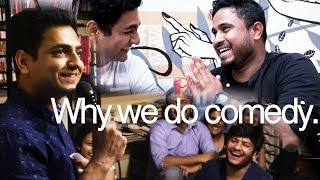 What Makes You Happy - Travelling, Comedy & Friendships