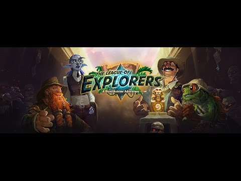 Hearthstone League of Explorers Class Challenge Rogue
