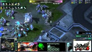Starswar 6 Ro16: Lovecd Vs Tlo - Game 1
