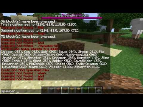 single player commands for minecraft