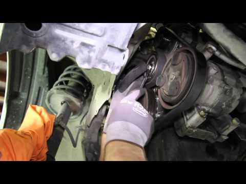 How to Install a Water Pump for a Nissan 1.8L 4 cyl Engine - Advance Auto Parts