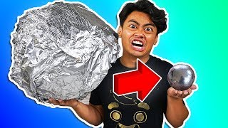 Giant Mirror-Polished Japanese Foil Ball Challenge ~ Guava