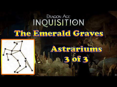 Dragon Age: Inquisition - Astrariums in the Graves - The Emerald Graves 3 of 3