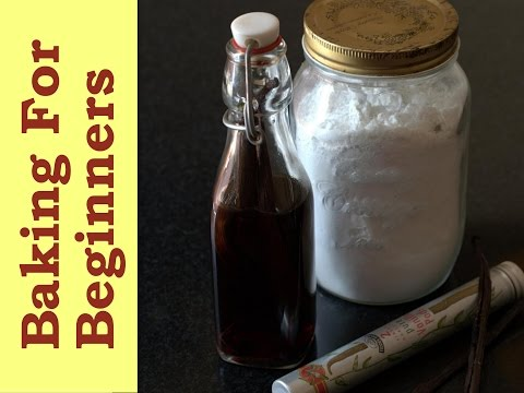 Homemade Vanilla Extract, Vanilla Sugar & Vanilla Beans