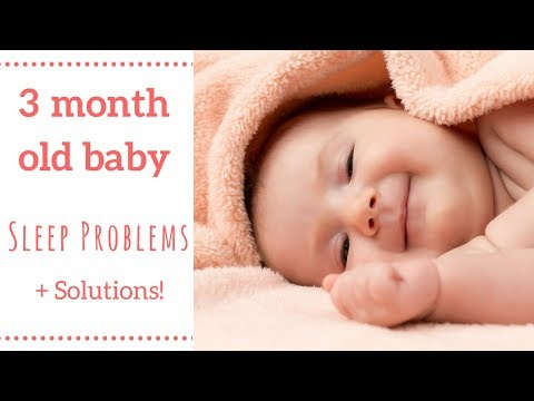 How To Get A 3 Month Old To Sleep Well!