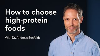 3 things to know about high-protein foods