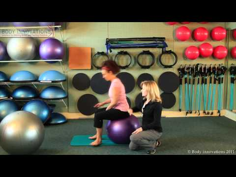 Body Innovations - Choosing the right exercise ball for you