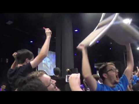 Shine 2017: S2J Ends Mew2King with The Reverse Knee [Live Crowd Reaction]