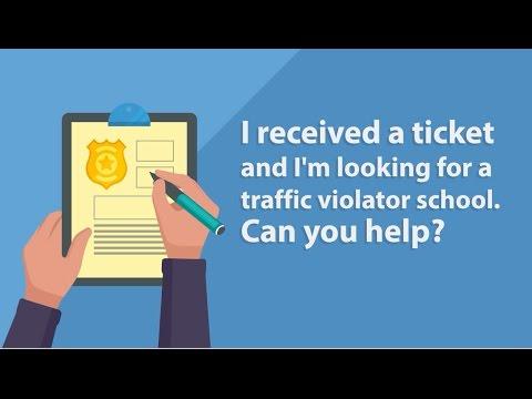 Ask DMV: Finding a Traffic School