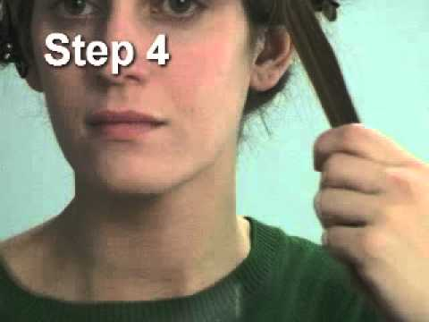 How to Curl Hair With a Curling Iron