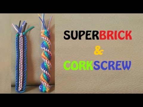 How to Start the Superbrick & Corkscrew Boondoggle