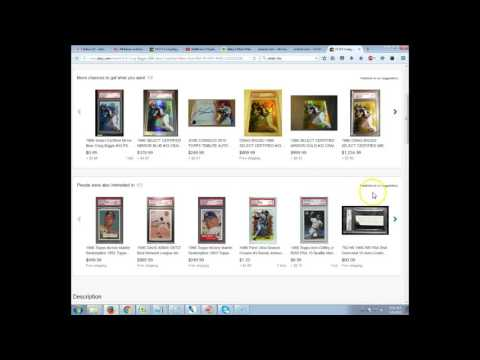 How much do sports cards REALLY sell for?  Tanmanbaseballfan.com