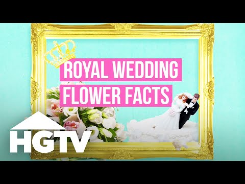 Royal Wedding Flower Fun Facts - HGTV