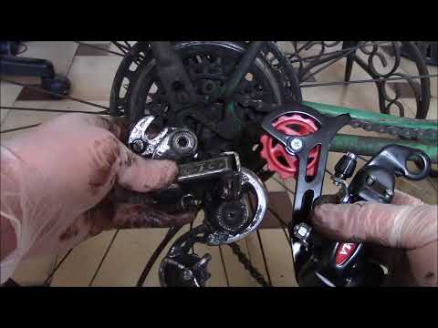 How To Replace And Install A Rear Bicycle Derailleur