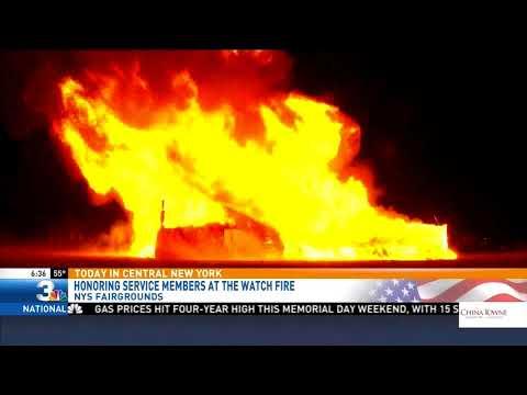 Brandon Roth Live Memorial Day Watchfire 05/28/18