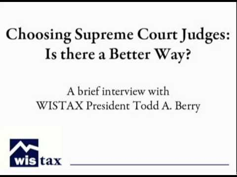 Choosing Supreme Court Judges: Is there a Better Way?