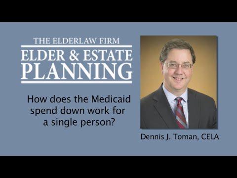 Medicaid Spend Down | Greensboro North Carolina | The Elderlaw Firm