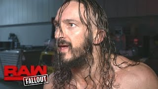 "Neville writes off Gentleman Jack Gallagher as a ""twerp"": Raw Fallout, April 24, 2017"