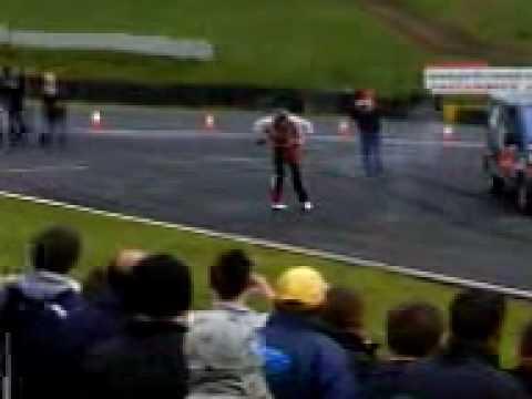 go fast jetpack man at knockhill 2007