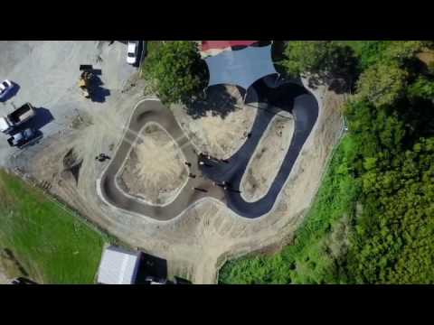 Australia's Latest Asphalt Pump Track - Port Douglas QLD