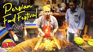 80 Varieties of Food - Persian Food Festival in Absolute Barbecue