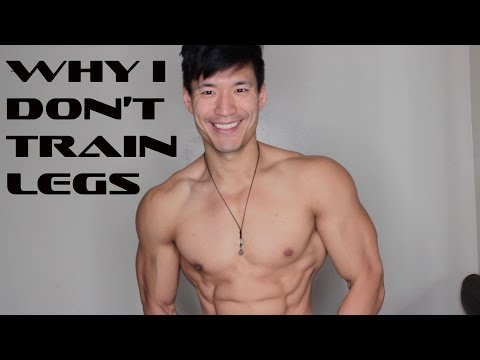 Why I Never Train Legs and 3 Tips to Reduce the Size