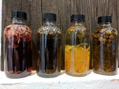 simple syrup infusion