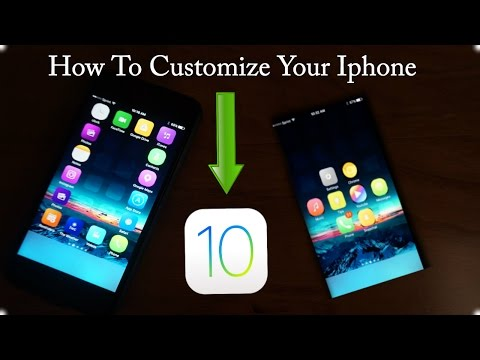 How to Jailbreak IOS 10.3 | How To Customize your Iphone Without jailbreaking