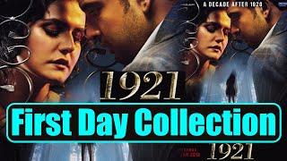 1921 First Day Box office Collection: Zareen Khan | Karan Kundra |  FilmiBeat